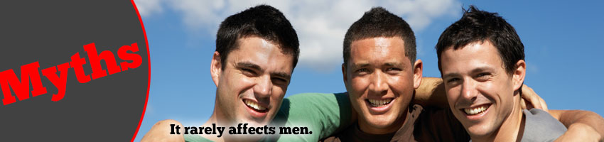 Myth: Incontinence Rarely Affects Men