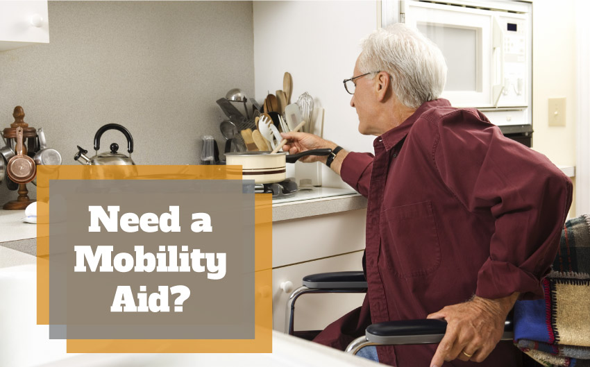 Mobility Aids Prevent Senior Falls? Should You Consider One?