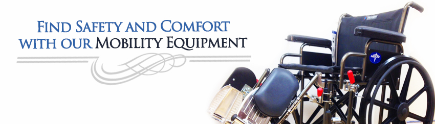 Hospital Overstock Mobility Equipment