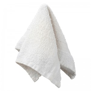 Washcloth 12X12 Blended Wht