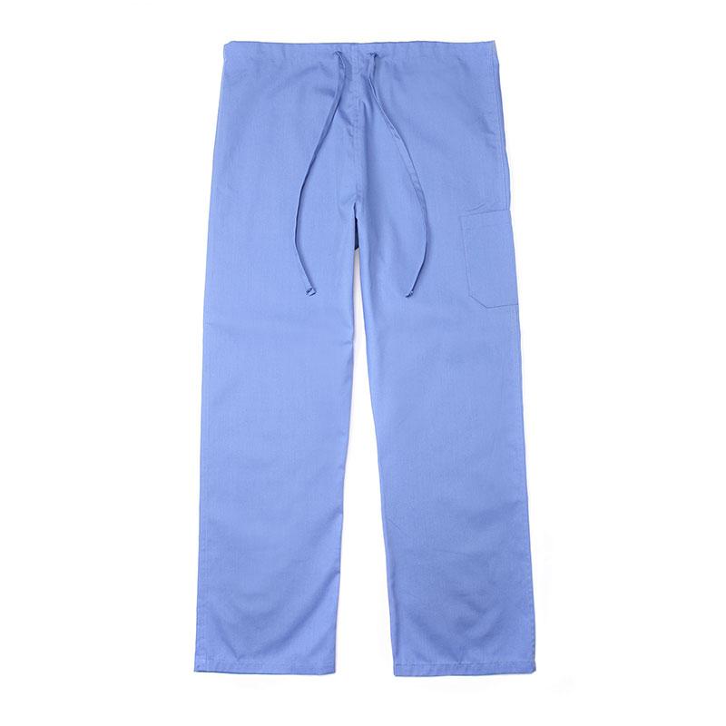 Scrub Pants Rev Ceil Blue Xlrg Drstg